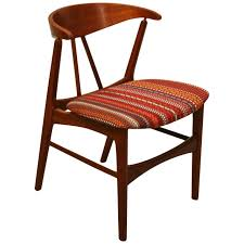 Retro Accent Chair Retro Accent Chairs Awesome Vintage Teak Accent Chair At 1stdibs