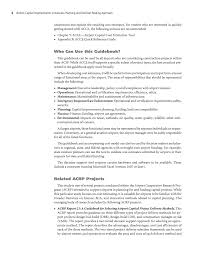 Construction Estimating Certification by Chapter 1 Introduction Airport Capital Improvements A