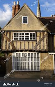 old english tudorstyle town house stock photo 40179835 shutterstock