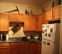 Kitchen  Cabinet Toppers Over The Cabinet Storage Decorating - Above kitchen cabinet storage