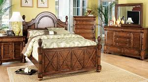 cindy crawford bedroom set cindy crawford home key west tobacco panel 5 pc king bedroom