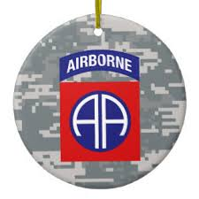 army airborne ornaments keepsake ornaments zazzle