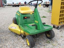 john deere 582 rear engine riding mower john deere equipment