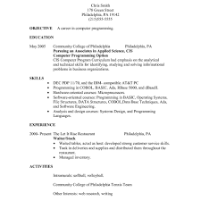resume exles for restaurant restaurant resume exles resume restaurant functional resume