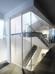 four story glass wall u2014 custom metal fabrication in brooklyn nyc