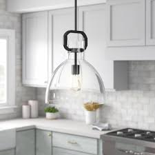 what is the best lighting for a sloped ceiling sannah 1 light statement bell pendant