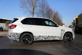 spyshots 2015 bmw x5 m getting more power autoevolution