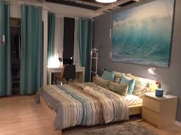 Coastal Bedroom Ideas by Beach Themed Bedroom Everything Is Sold At Ikea Love It