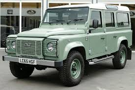 land rover skyfall land rover defender 110 2 2tdci heritage final edition