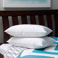 Goose Feather Duvet Sale Sealy Posturepedic Goose Feather And Down Pillow Set Of 2 Free