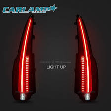 how to make custom led tail lights led tail lights for 2015 2018 chevrolet tahoe suburban rear l