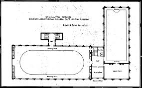 Gym Floor Plans by History Kinesiology Department College Of Education Michigan