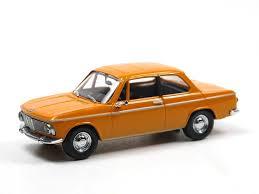 schuco 1968 bmw 2002 limousine orange 1 43 bmw classic line