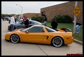 jdm acura nsx synth19 imola orange nsx build