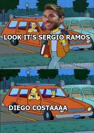 Diego Costa Meme - hey ramos diego costa is in the house fansfoot you ll never