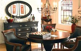 Dining Room Decorating Ideas Photos - dining room decorating ideas black lamp animal painting dining