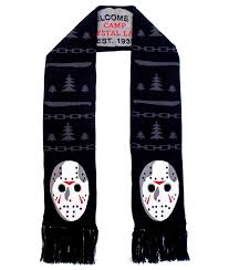 mondo releasing horror themed sweaters and scarves bloody disgusting
