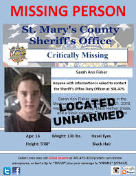update sheriff u0027s office looking for critical missing person