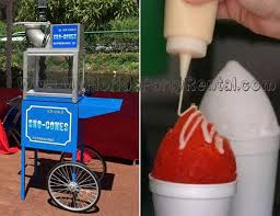 snow cone rental snow cone vintage cart my florida party rental
