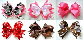 ribbon for hair hot fashion children ribbon hair baby barrette ribbons