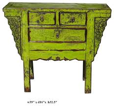 Green Console Table Green Console Table Palquest