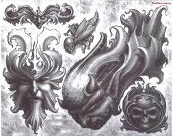 17 latest wizard tattoos designs