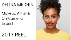 makeup artists in nyc delina medhin nyc makeup artist on expert reel 2017