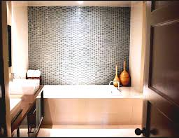 Tile Bathroom Wall Ideas by Bathroom Tile Chicago White Glazed Ceramic Wall Tile U0026 Black