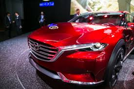 mazda 2 crossover mazda previews future crossover with koeru concept