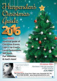 harpenden u0027s christmas guide 2016 by what u0027s on herts magazine issuu