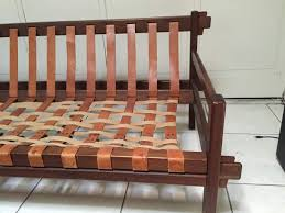 help identifying mortise u0026 tenon wood frame couch possibly