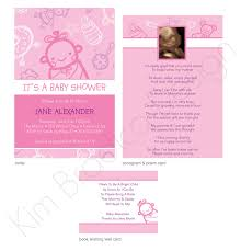 baby shower wishing well invitation wording templates stylish baby