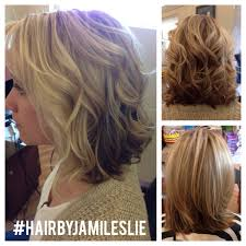 shoulder length layered longer in front hairstyle the perfect haircut for summer shoulder length with a slight a
