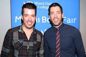 The Property Brothers Exclusive The Property Brothers Talk Girlfriends And Working With