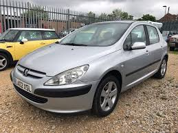 peugeot england lhd peugeot 307 2 0 hdi diesel uk left hand drive in wollaton