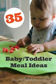 table food for 9 month old mega list of table foods for your baby or your kid s table
