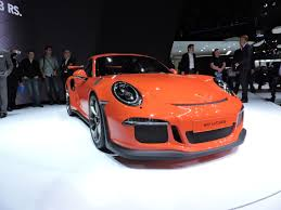 porsche gt3 rs orange 2016 porsche 911 gt3 rs video first look autoguide com news