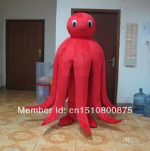 Octopus Halloween Costumes Popular Octopus Halloween Costume Buy Cheap Octopus Halloween