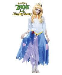 Sleeping Beauty Halloween Costume Zombie Sleeping Beauty Girls Teen Costume Girls Costume