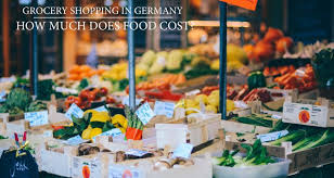 Shopping In Germany Grocery Shopping In Germany