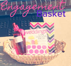 posh project engagement basket posh mumsy