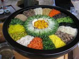 cuisine cor馥nne recette yori bibimbap le riz mélangé