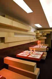 fancy restaurant interior design in tehran