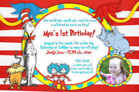 dr seuss birthday invitations free printable dr seuss birthday invitations drevio invitations
