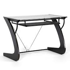Sofa Computer Table by Sculpten Dark Brown Modern Computer Desk Free Shipping Today