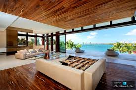 Luxurious Homes Interior House Interior Futuristic Island Home By Nigel Gee For Charming