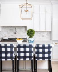 modern kitchens of buffalo white gold and modern buffalo check kitchen caitlin wilson