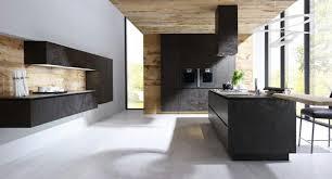 schwarz holz küche modern und haus best