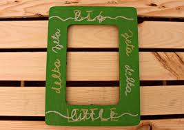 sorority picture frames top 8 sorority crafting essentials