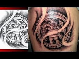 aztec tattoo designs mayan aztec inca prehispanic tattoo designs